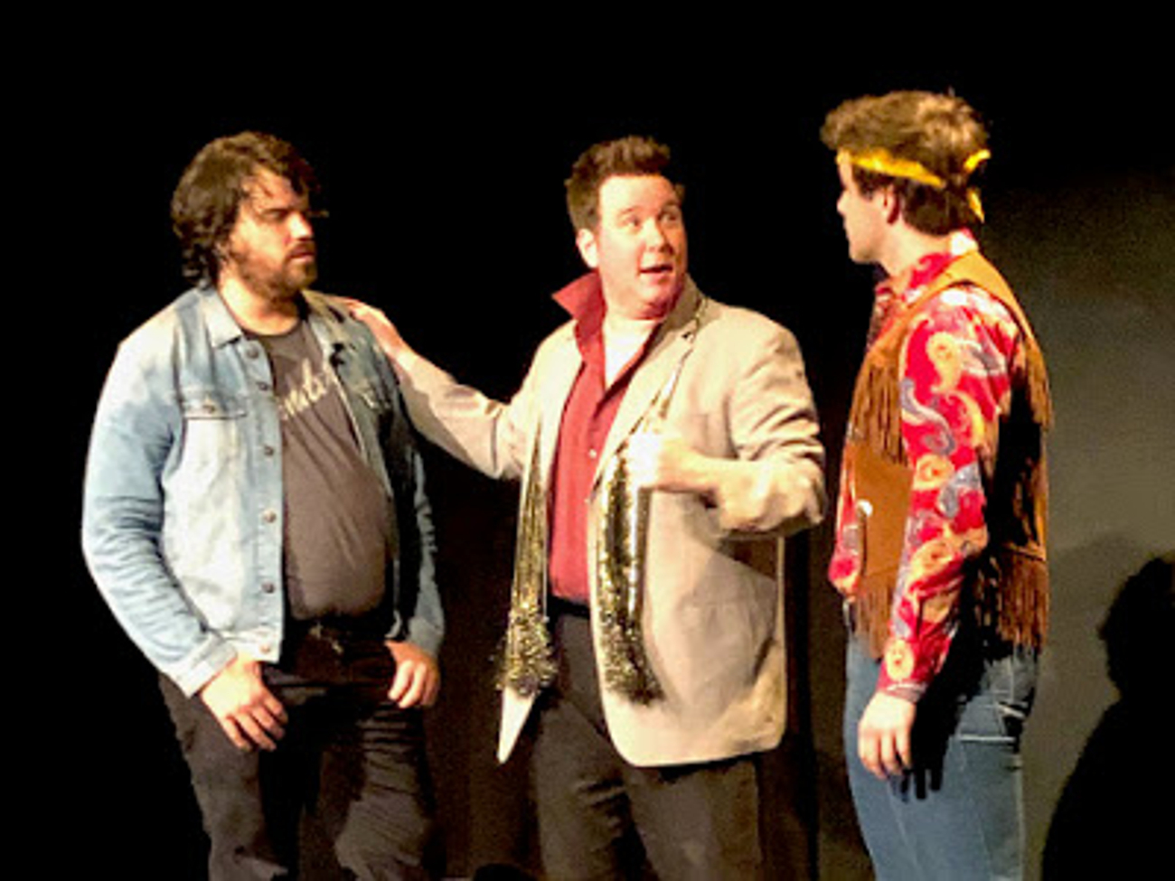BWW Review: REWIND, An Original 80s Musical, Bops Into Hollywood For The Fringe Festival at Let Live Theatre