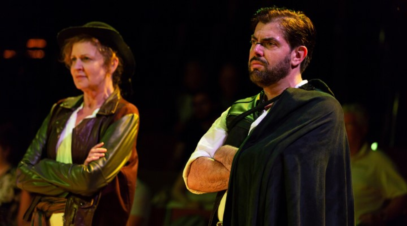 BWW Review: CYRANO at Hudson Valley Shakespeare Festival