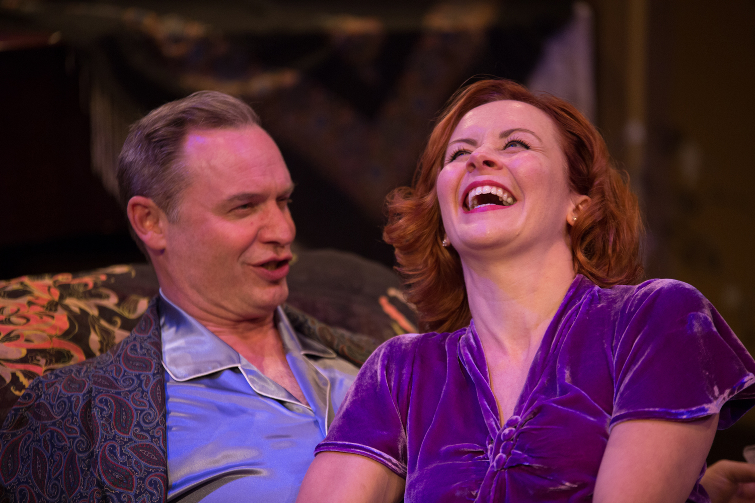 BWW Review: PRIVATE LIVES, The Mill at Sonning Theatre