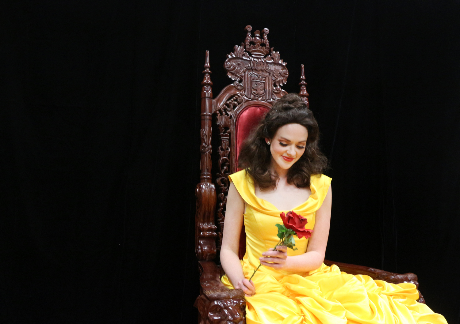 BWW Review: BEAUTY AND THE BEAST at Woodlawn Theatre