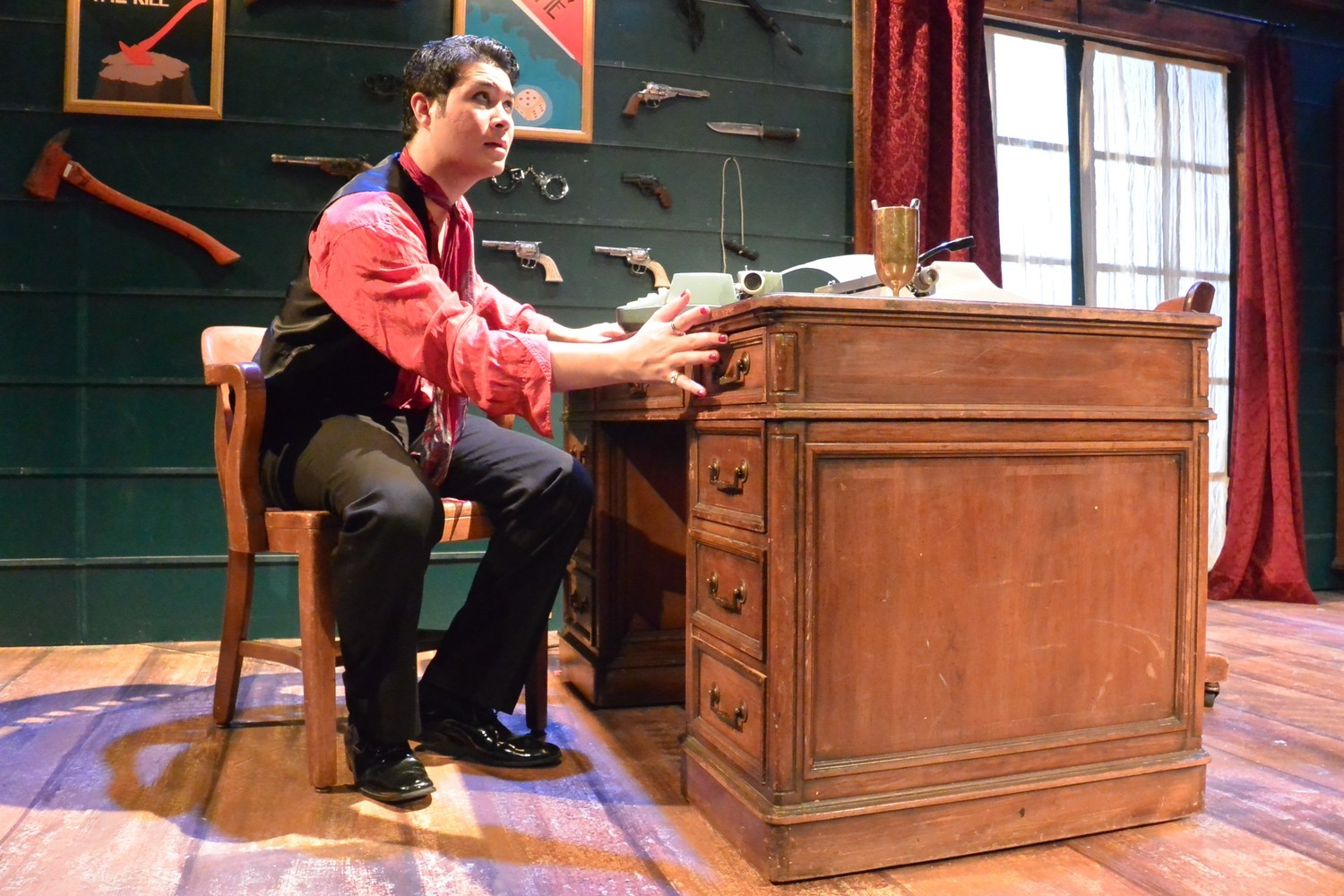 BWW Review: DEATHTRAP at Princeton Summer Theater Surprises