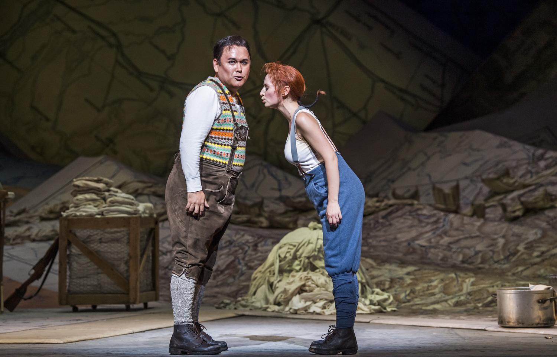 BWW Review: LA FILLE DU REGIMENT, Royal Opera House