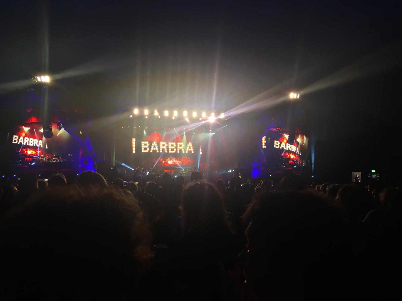 BWW Review: BARBRA STREISAND, British Summer Time Hyde Park