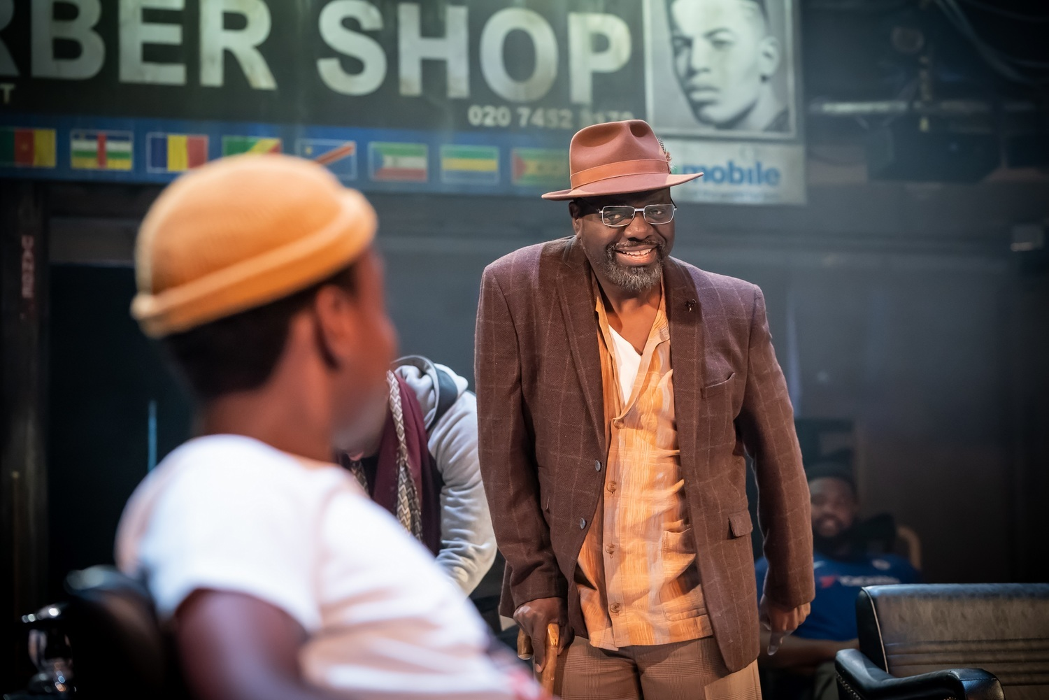 BWW Interview: David Webber Talks BARBER SHOP CHRONICLES at Roundhouse