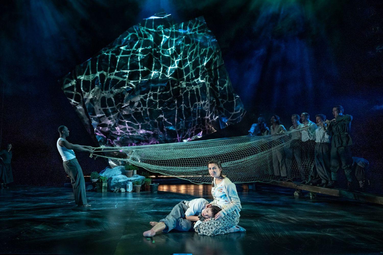 BWW Review: CAPTAIN CORELLI'S MANDOLIN, Harold Pinter Theatre
