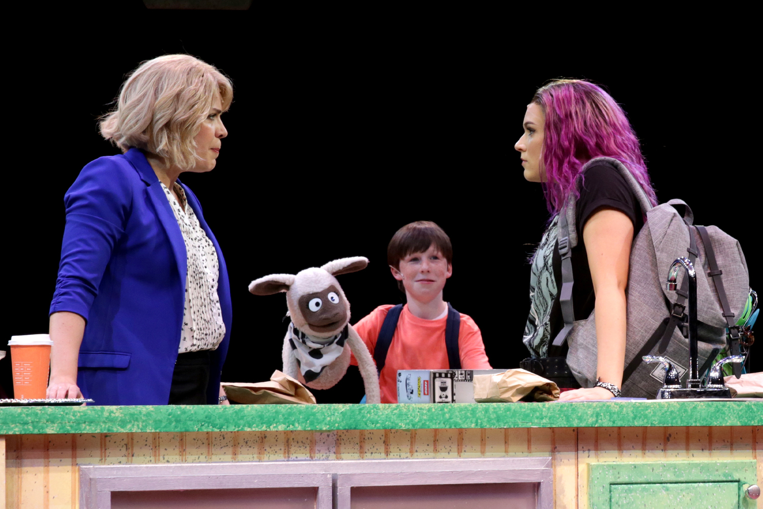 BWW Review: FREAKY FRIDAY at North Shore Music Theatre