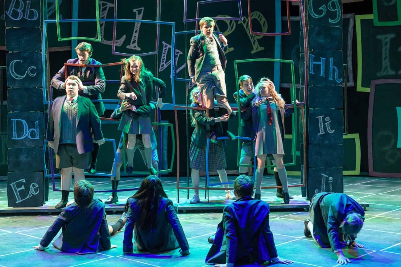 BWW Review: Kids And Choreography Enhance MATILDA At The Beck Center
