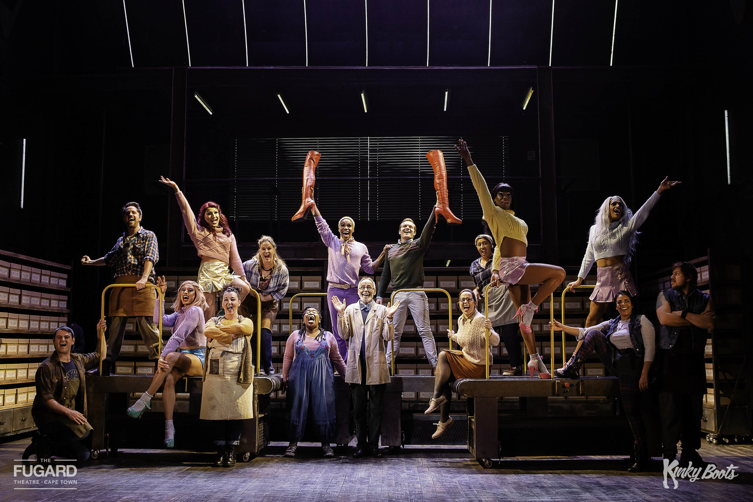 BWW Review: Why Cape Town Can't Stop Talking About KINKY BOOTS at The Fugard Theatre
