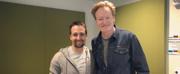 LISTEN: Lin-Manuel Miranda Joins Conan O'Brien on His Podcast