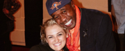 Photo Flash: Ben Vereen And Josh Radnor Stop By OKLAHOMA!