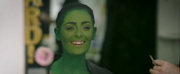 VIDEO: WICKED's Hannah Corneau Gets Greenified In New BTS Video
