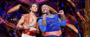 ALADDIN Celebrates Third Birthday At Londons Prince Edward Theatre Photo