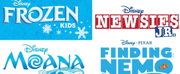 FROZEN KIDS, NEWSIES JR., and More to Be Available For Licensing