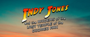 INDY JONES Comes To Seattle Public Theater Next Month