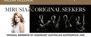 Original Members Of Legendary Australian Supergroup Join Mirusia To Celebrate One Of Pops Great Musical Legacies