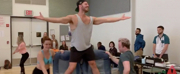 VIDEO: Watch Dancers Strip Down in Rehearsal for Broadway Bares: Take Off!
