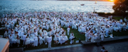 Broadway Stars Perform at DINER EN BLANC 7/17
