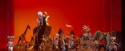 VIDEO: THE LION KING Flood From Blackout Causes Costume Adjustments