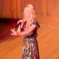 VIDEO: Taylor Louderman Sings a Medley of MEAN GIRLS, KINKY BOOTS, BRING IT ON, and More!