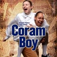 CORAM BOY Comes to Nottingham Playhouse