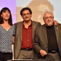 Fabio Morábito Vivió Noche De Aplausos Al Recibir El Premio Xavier Villaurrutia De Escritores Para Escritores 2018