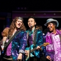 Photo Flash: First Look at THE WEDDING SINGER at The Morgan-Wixson Mainstage Photo