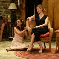 Photo Flash: First Look at VANYA AND SONIA AND MASHA AND SPIKE at the Ustinov Studio Photo