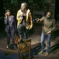 World Premiere Of SAFE SPACE Opens In Previews Tomorrow