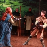 BWW Review: Camp Reigns in SHERWOOD: THE ADVENTURES OF ROBIN HOOD, at Clackamas Rep Photo