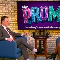 VIDEO: THE PROM's Brooks Ashmanskas Chats About the Show's Message on ABC News Video