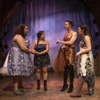 Photo Flash: First Look at Kokandy's HEAD OVER HEELS