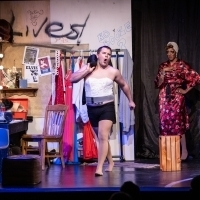 Photo Flash: First Look at triangle productions!' THE LEGEND OF GEORGIA MCBRIDE Photos