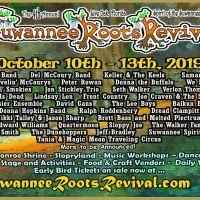 Sam Bush Band, Del McCoury, Keller & The Keels to Perform at the 4th Annual Suwannee Roots Revival