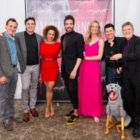 Photo Flash: Marriott Theatre Celebrates Opening Night Of DARLING GRENADINE Photo