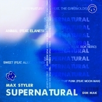 Max Styler Releases 'Supernatural' EP Photo