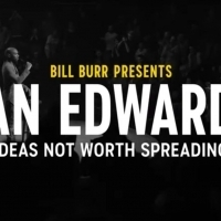Comedy Central Announces BILL BURR PRESENTS IANTALK: IDEAS NOT WORTH SPREADING Photo