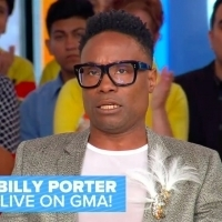 VIDEO: Billy Porter Talks His TONYS Outfit and What's Next for POSE on GMA