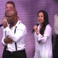 VIDEO: West End Gospel Choir Performs at West End Live