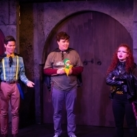 BWW Review: PUFFS - They've Got Magic To Do At The Eastern