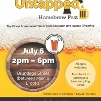 HOMEBREW FESTIVAL Announced At WYO Theater Photo