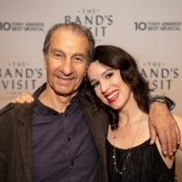 Photo Coverage: Sasson Gabay, Chilina Kennedy & More Get Ready to Launch THE BAND'S V Photo