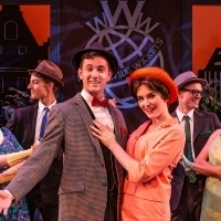 Photo Flash: The Theatre Group at SBCC Presents HOW TO SUCCEED IN BUSINESS WITHOUT RE Photo