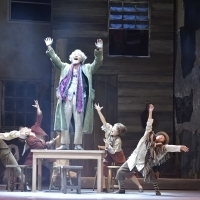 BWW Review: Intense OLIVER TWIST in Japanese at Tokyo Geijutsu Gekijou Playhouse Photo