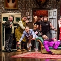 BWW Review: THE PLAY THAT GOES WRONG at the Ahmanson Theatre Photo
