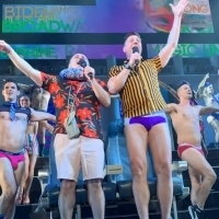 VIDEO: Inside The Record-Breaking 2019 BROADWAY BARES: TAKE OFF Video