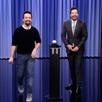 VIDEO: Lin-Manuel Miranda Plays 'Wheel of Freestyle' on THE TONIGHT SHOW
