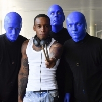 New York Native Cyzon Griffin Wins Blue Man Group Boston Drum-Off