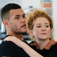 Photo Flash: In Rehearsal with Orange Tree Theatre's WHILE THE SUN SHINES Photo