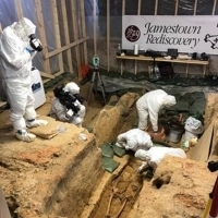 Smithsonian Channel Presents AMERICA'S HIDDEN STORIES: MYSTERY AT JAMESTOWN Photo