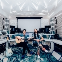 Darren Criss Teams Up with Steve Aoki to Release New Song 'Crash Into Me' Photo